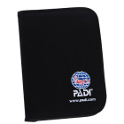 Adventure Log - sort perm m/nylon - Padi materiell