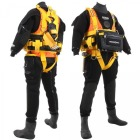 R-Vest 1000 kg (std) Surface Diver Harness w/backpack and QR Weight Pockets (Kampac) ND