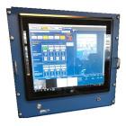Rackmount Industrial Touchpanel Pc, Pcap, I5 Cpu, 17'', 1Tb Ssd, Win10 (9U) ; AxSub