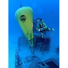 DX 1000 kg Automarine PR1 løftebag ( Sertifisert ) Parachute Liftbag