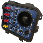 Dykkeradio, oppladbar m/international lader (2-diver) Axsub
