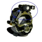 Accessory Rail Band Mask w/Universal Slide for KMB18/28