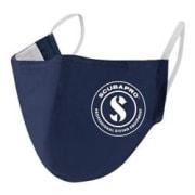 Face Mask, Navy Blue (Merchandise) Logo SCUBAPRO