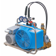 Bauer Oceanus 140 -Breathing air compressor