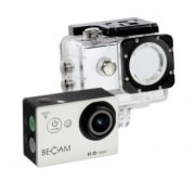 BeCam Full HD 45m 1080p, 12 MP Undervanns Actionkamera