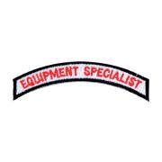 Tøymerke - Equipment Specialist - PADI