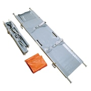 Armébåre, sammenleggbar - komplett m/veggbeslag og oppbev.pose - Snøgg