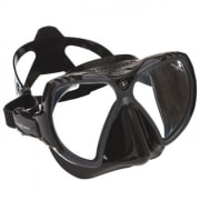 Maske Mission, Svart Frameless Aqualung