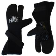 Vott 3-Finger (L) 6,5mm m/Kevlar (lang mansjett, velcro) ZeaForze