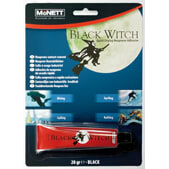 Black Witch 28g, 60 ml sort neoprene lim m/kost McNett