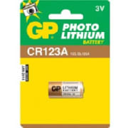 CR123A 3V Batteri U1 GP