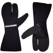 Vott 3-Finger 6,5mm (S-XXXL) m/Kvelar (lang mansjett, velcro) Arctic Explorer