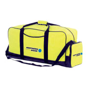 Condura bag Gul med sidelommer, 74L 73x30x34 cm Northern Diver