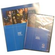 Elevpakke Nattdykker Kursbok m/DVD - Padi materiell