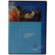 DVD - AOWD Adventures In Diving - Padi materiell