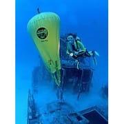 DX 1500 kg Automarine PR1V løftebag ( Sertifisert ) Parachute Liftbag
