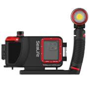 SeaLife SportDiver PRO 2500 sett (SL401) uv hus & lys