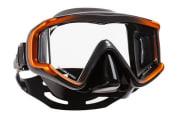 Crystal VU (ass. farger) maske Scubapro
