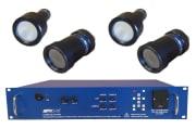 Axsub 2 Diver HD Video og Dybdemonitorerings system m/2 x kamera og lys