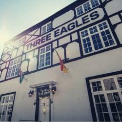 Three Eagles Exterior