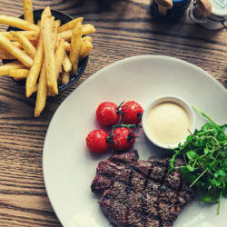 The Perfect Steak at Three Eagles