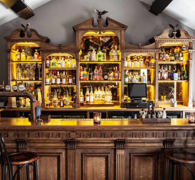 The Eyrie Cocktail Bar