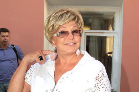 Ангелина Вовк накупила гречки из-за коронавируса