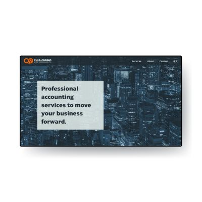 The Accounting Firm Website