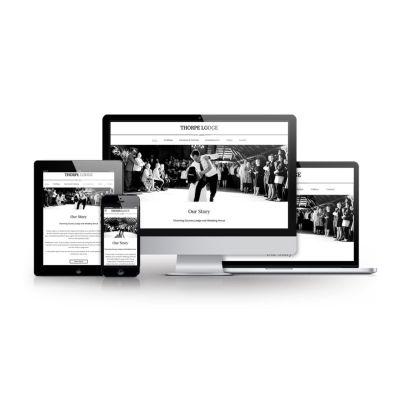 The Wedding Website