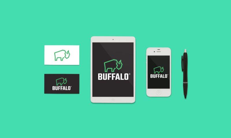 Buffalo Tools Website and Logo Design