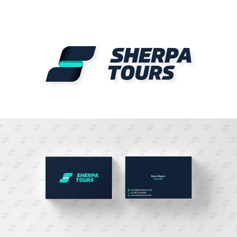 Logo Design for a AR City Tour Travel App