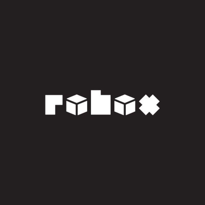 robox Robotics Kits Logo Design