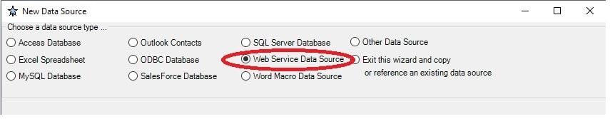 configuration-web service