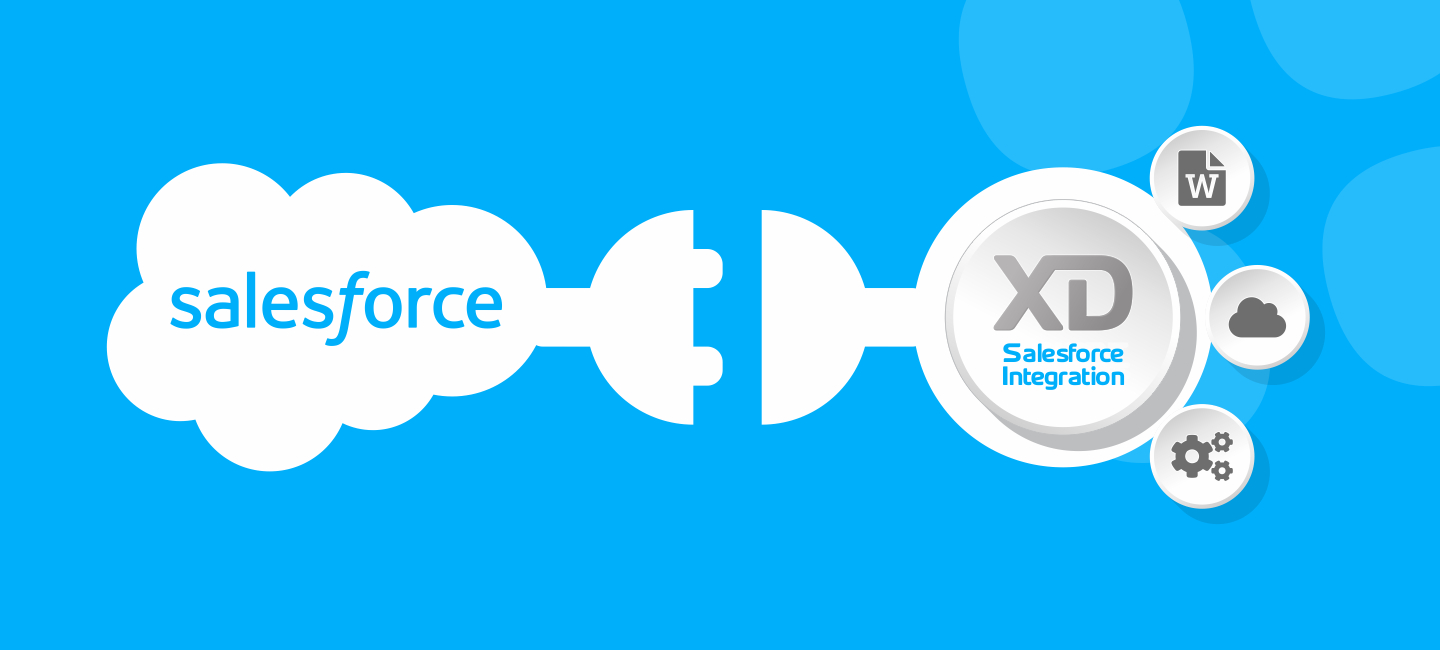 xpressdox salesforce integration