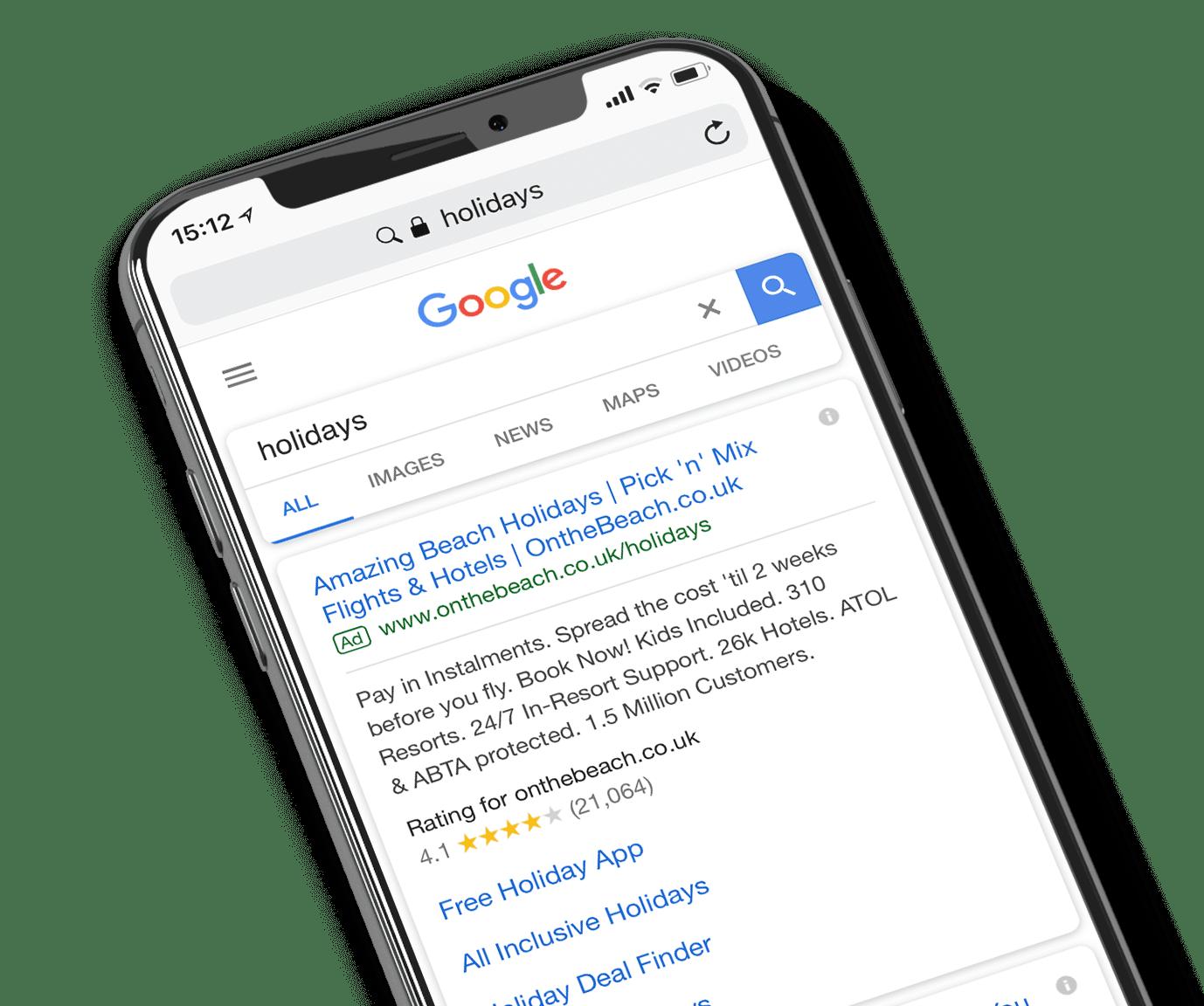 Google Ads Management services UK