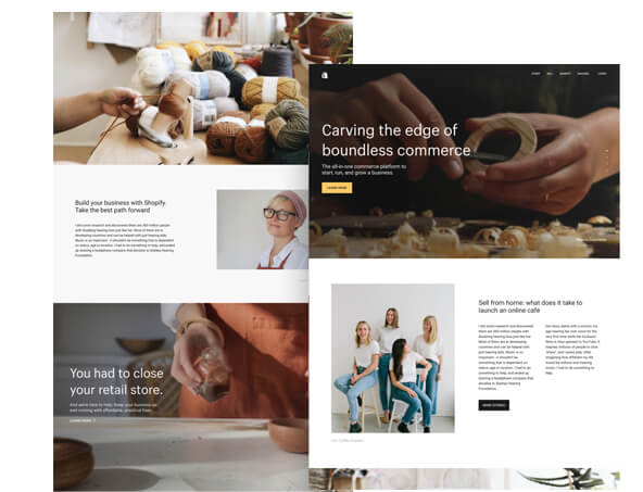 eCommerce web design Leicestershire