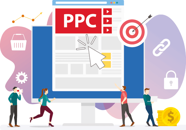 pay per click Management services for small businesses