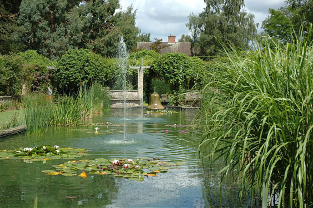 University of Leicester Botanic Garden in Leicestershire 13