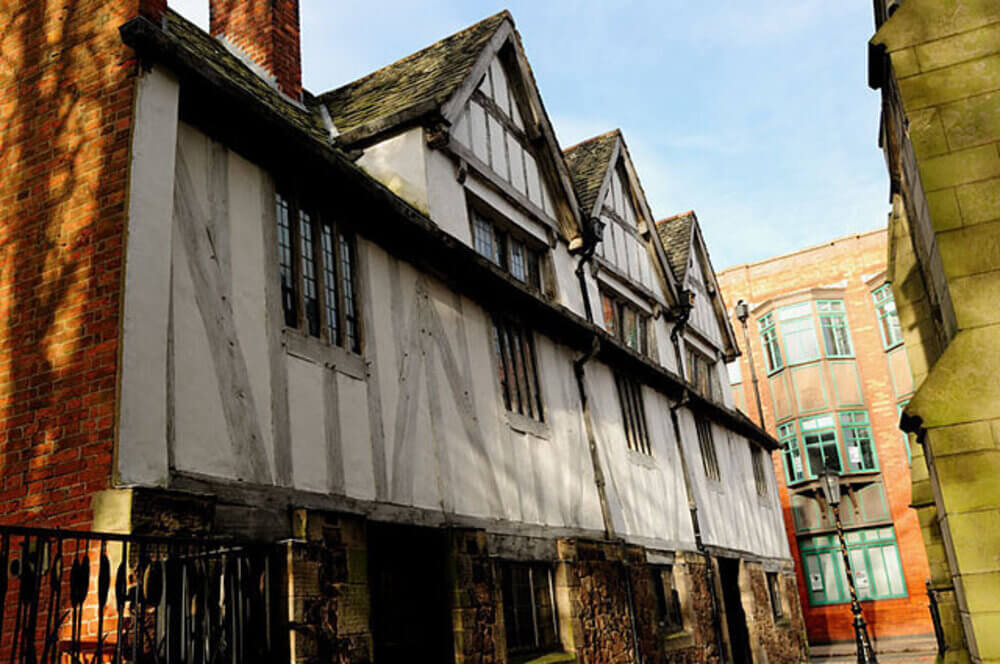 The Guildhall Museum Leicester 6