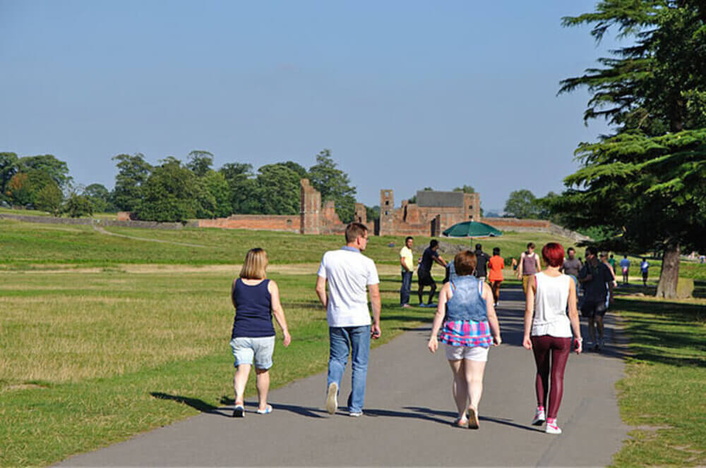Bradgate Park in Leicester 9