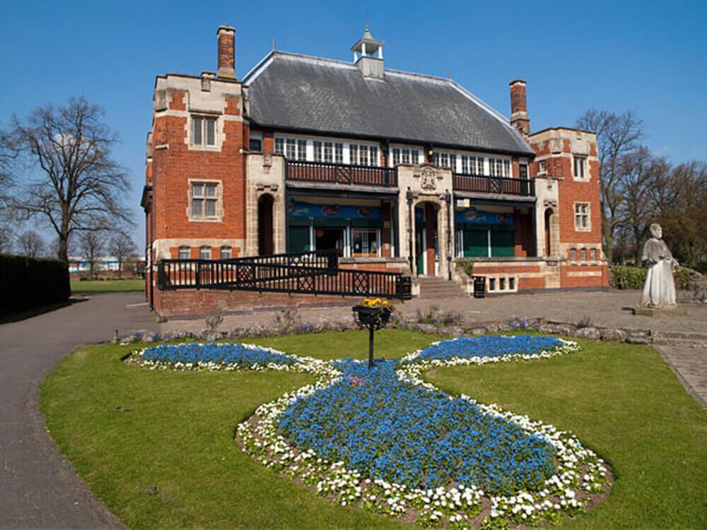 Leicester Abbey Park 1