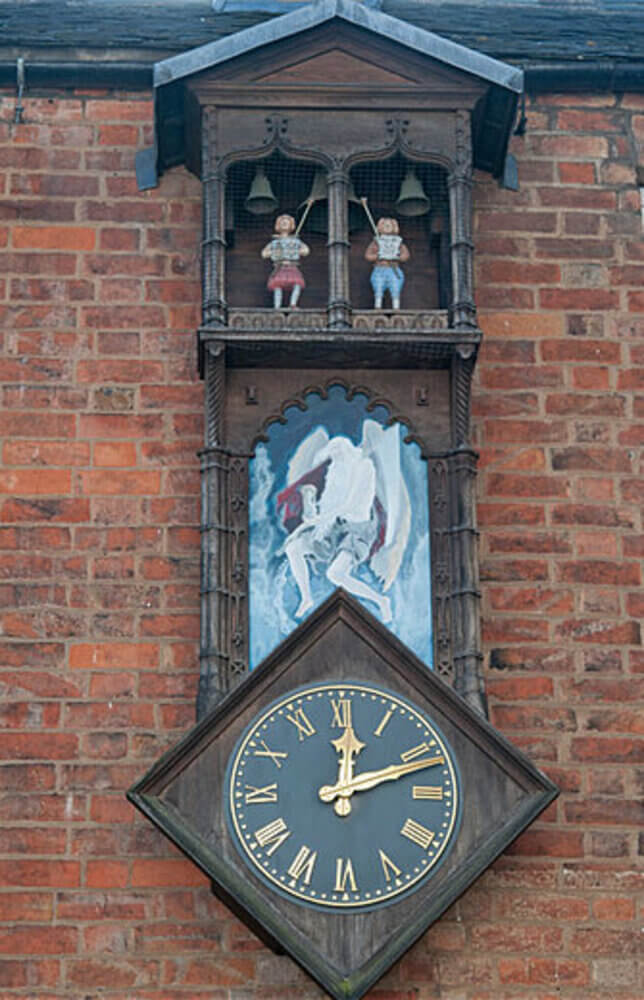 The Guildhall Museum Leicester 8