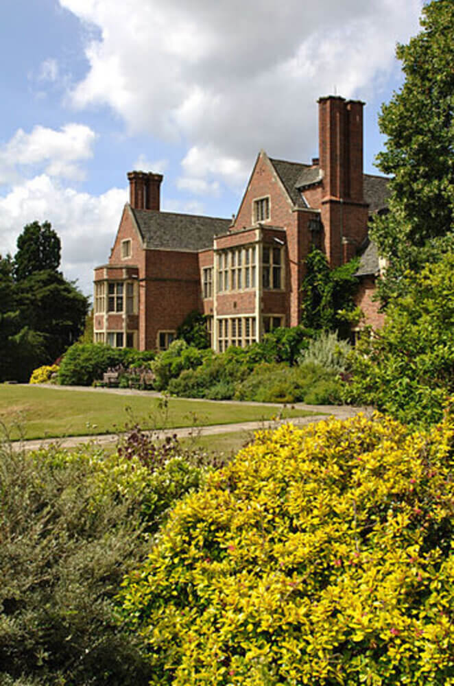 University of Leicester Botanic Garden in Leicestershire 12