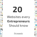 20 useful websites every entrepreneur should know [2018]