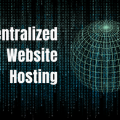 How to host a website in decentralized blockchain using Bitcoin cryptography and BitTorrent network?