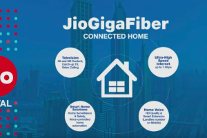 Jio's new GigaFiber with GigaTv and GigaRouter registration starts on Aug 15th
