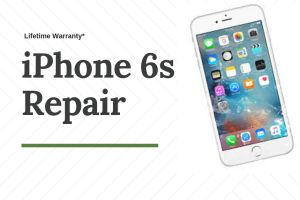 iPhone 6s Screen Replacement, London