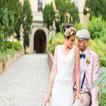 Hochzeit im Schloss Obermayerhofen Hochzeitsfotograf Steiermark Hochzeitsfotos Obermayerhofen Hochzeitsfotos im Schloss boho Schlosshochzeit Heiraten im Schloss orangefoto