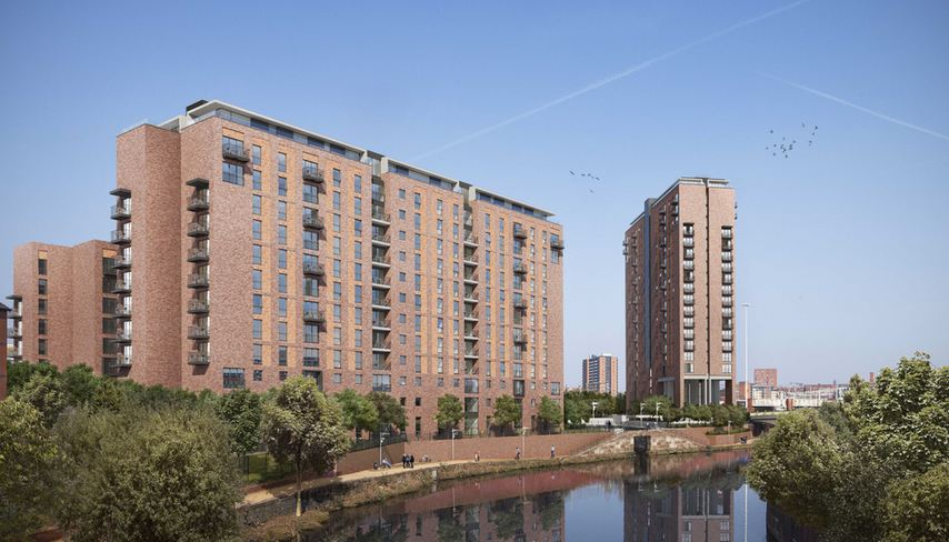 Wilburn Basin, Manchester, M5 Thumbnail