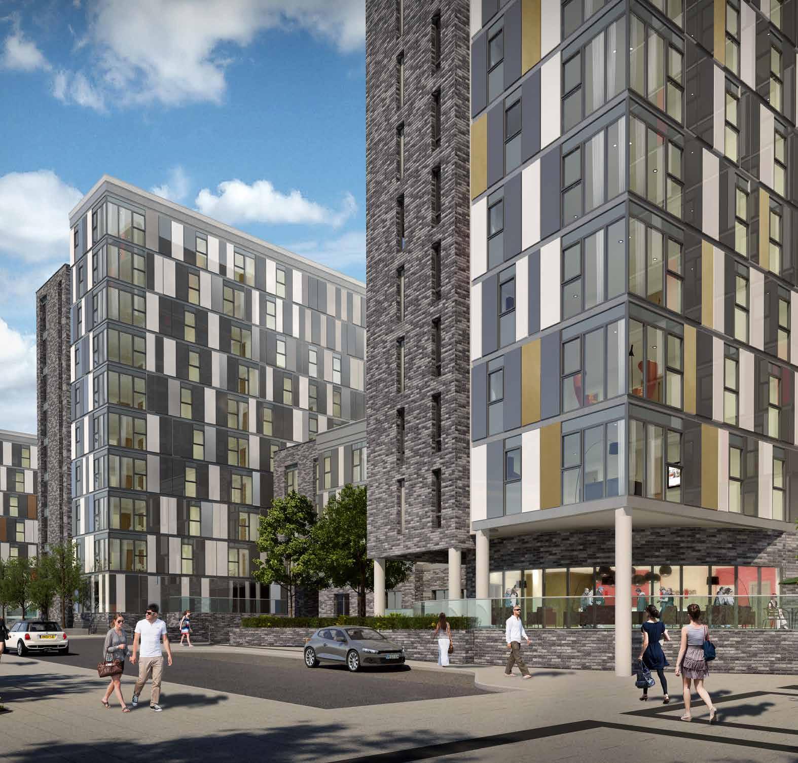 Downtown, Salford, M5 Thumbnail